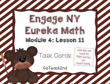 Engage NY/ Eureka Math Module 4 Lesson 11 -Math Centers -