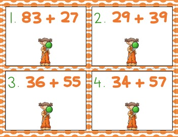 Engage NY Euerka Math Module 4 Lesson 19 - Math Centers -Task Cards - Scoot Game