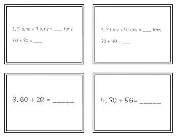 Engage NY/Eureka Math  Module 4 Lesson 2 Math Centers - Task Cards