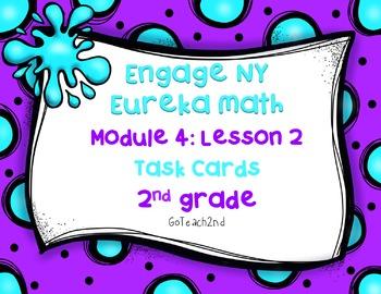 Engage NY/Eureka Math  Module 4 Lesson 2 Math Centers - Ta