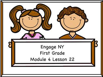 Engage NY Module 4 Lesson 22