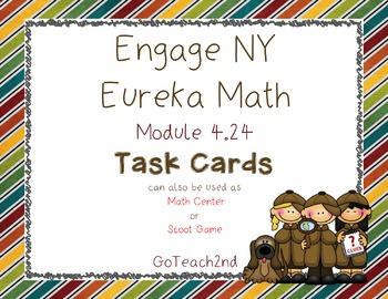 Engage NY Eureka Math Module 4 Lesson 24  Math Centers -Ta