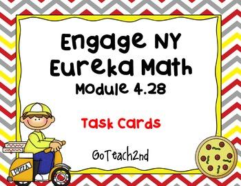 Engage NY Eureka Math Module 4 Lesson 28 - Math Centers -