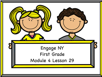 Engage NY Module 4 Lesson 29