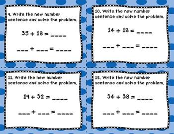 Engage NY/Eureka Math  Module 4  Lesson 4  Math Centers - Task Cards