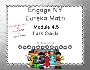 Engage NY/ Eureka Math Module 4 Lesson 5 Math Centers - Ta
