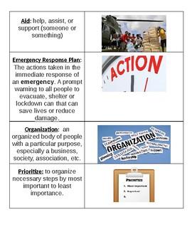 Engage NY Module 4 unit 3  Multinational Aid Organization