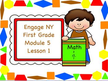 Engage NY Module 5 Lesson 1