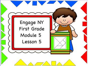 Engage NY Module 5 Lesson 5