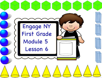 Engage NY Module 5 Lesson 6