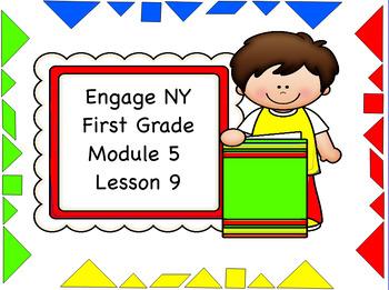 Engage NY Module 5 Lesson 9