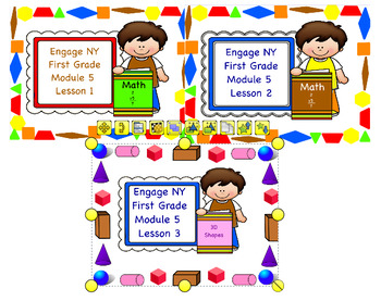 Engage NY Module 5 Topic A (Lessons 1-3)
