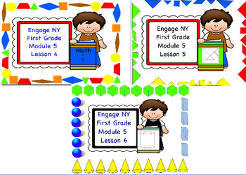Engage NY Module 5 Topic B (Lessons 4-6)