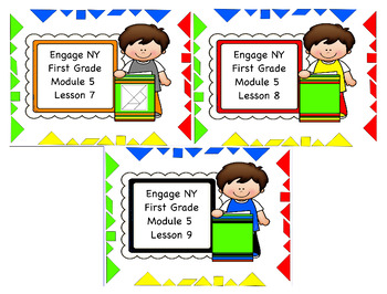 Engage NY Module 5 Topic C (Lessons 7-9)