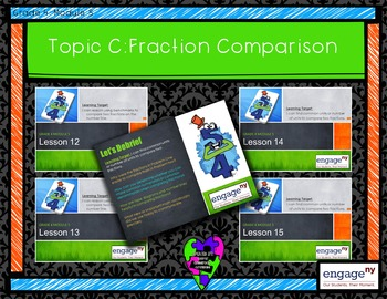 Engage NY: Module 5: Topic C Powerpoint Bundle