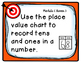 Engage NY Module 6 Learning Targets Flip Chart