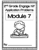 Engage NY Module 7 Application Problems 2nd Grade