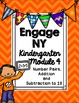 Engage NY Module Cover Pages for Teacher Binders by Kinder League