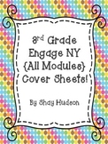 Engage NY Math Module Cover Sheets {3rd Grade}