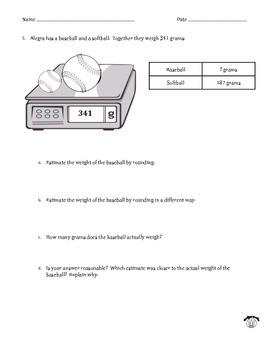 Engage New York Math Grade 3 Module 2 Assessments