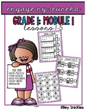 Engage NY Practice Pages- Grade 1, Module 1, Lessons 1-5