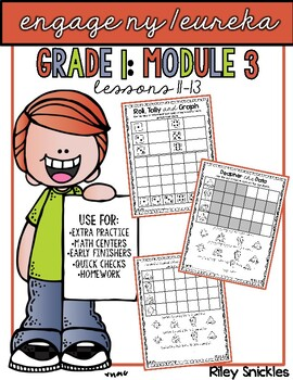 Engage NY Practice Pages- Grade 1, Module 3: Lessons 11-13