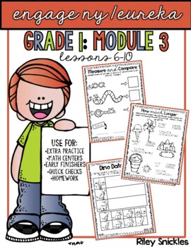 Engage NY Practice Pages- Grade 1, Module 3: Lessons 6-10