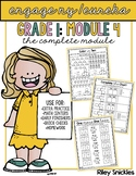 Eureka / Engage NY Practice Pages- Grade 1, Module 4: THE COMPLETE BUNDLE