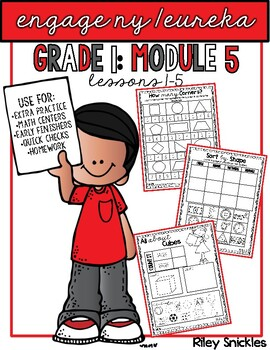 Engage NY Practice Pages- Grade 1, Module 5: Lessons 1-5