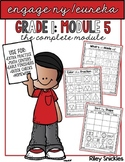 Eureka / Engage NY Practice Pages- Grade 1, Module 5: THE COMPLETE BUNDLE
