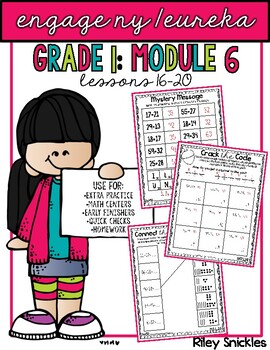 Engage NY Practice Pages- Grade 1, Module 6: 16-20