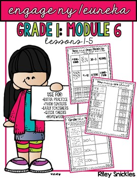 Engage NY Practice Pages- Grade 1, Module 6: Lessons 1-5
