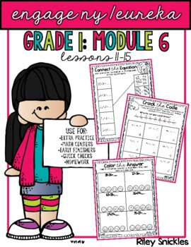 Engage NY Practice Pages- Grade 1, Module 6: Lessons 11-15