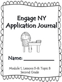 Engage NY Second Grade Module 1 Lesson 2-8 Application Pro