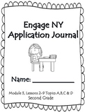 Engage NY Second Grade Module 3 Lessons 2-9 Application Pr