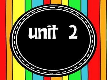 Engage NY Skills Unit 2 Lessons 16 - end of unit