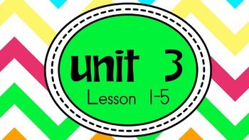 Engage NY Skills Unit 3 Lessons 1-5