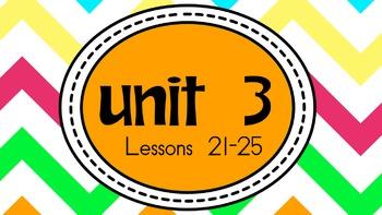 Engage NY Skills Unit 3 Lessons 21-25