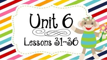 Engage NY Skills Unit 6 Lessons 31-36