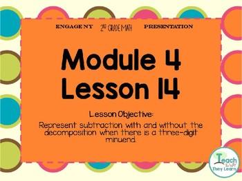 Engage NY (Eureka Math) Presentation 2nd Grade Module 4 Lesson 14