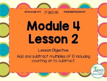 Engage NY (Eureka Math) Presentation 2nd Grade Module 4 Lesson 2