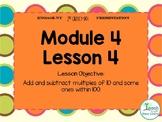 Engage NY/Eureka Math PowerPoint Presentation 2nd Grade Module 4 Lesson 4