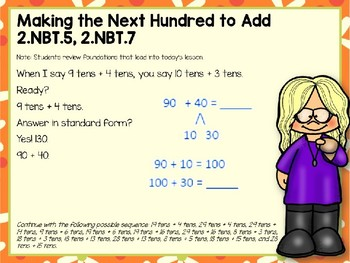 Engage NY (Eureka Math) Presentation 2nd Grade Module 5 Lesson 7