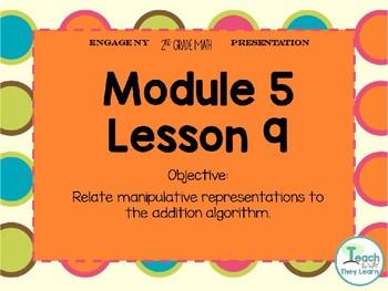 Engage NY/Eureka Math PowerPoint Presentation 2nd Grade Module 5 Lesson 9
