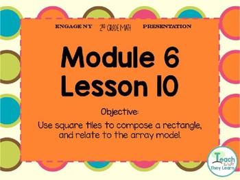Engage NY Smart Board 2nd Grade Module 6 Lesson 10
