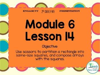 Engage NY Smart Board 2nd Grade Module 6 Lesson 14