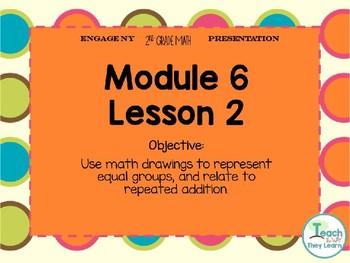 Engage NY Smart Board 2nd Grade Module 6 Lesson 2