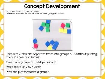 Engage NY (Eureka Math) Presentation 2nd Grade Module 6 Lesson 8
