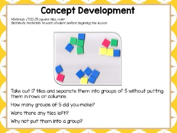 Engage NY/Eureka Math PowerPoint Presentation 2nd Grade Module 6 Lesson 8