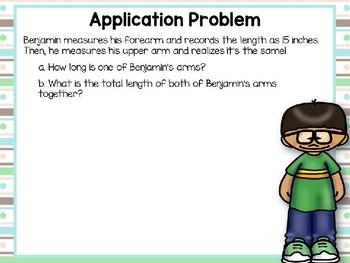 Engage NY/Eureka Math PowerPoint Presentation 2nd Grade Module 7 Lesson 17